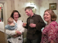 Helen, Thomas, Rob and Liz :: Date 2010:11:20 18:58:40 :: Taken by Nigel Dibben and Neil Garrard :: Camera Canon PowerShot A1100 IS