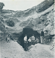 Picture in Jim Lovelock's book.  We think this is West Mine but it could be Wood Mine