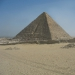 Great Pyramid of Giza Built
