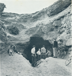 Entrance to Wood or West Mine (uncertain)